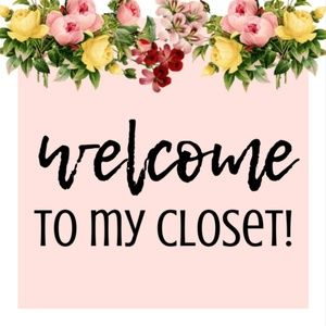 ✨Welcome To My Closet!✨